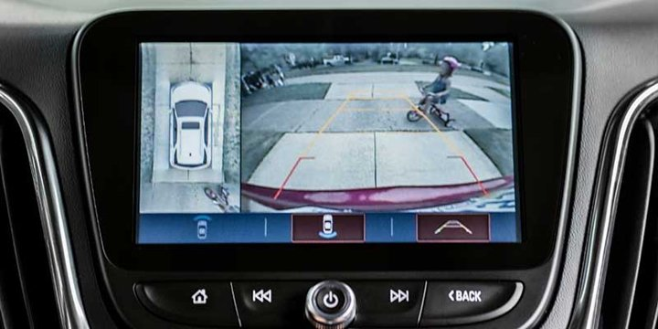 HD Surround Vision feature available on new Chevrolet, Cadillac, Buick and GMC cars, trucks, vans and SUVs in London ON